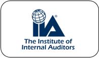 IIA Institute of Internal Auditors button